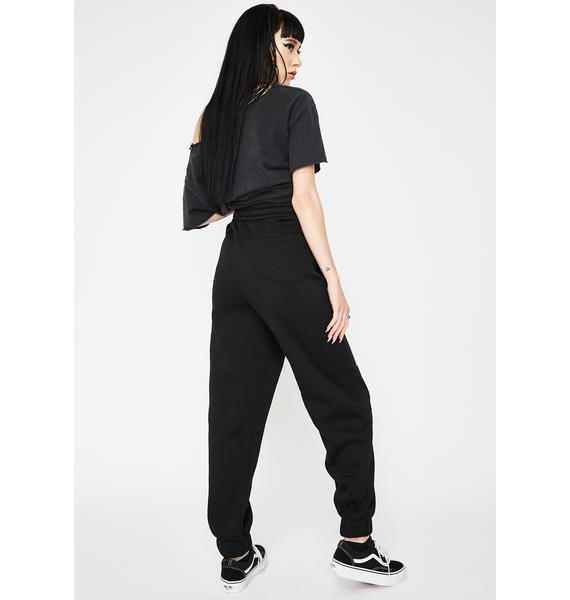 BOW3RY Oasis Graphic Jogger Sweatpants