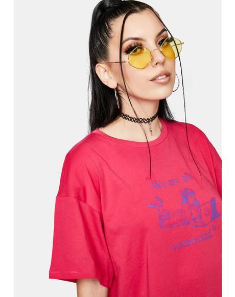 All Connected Tee