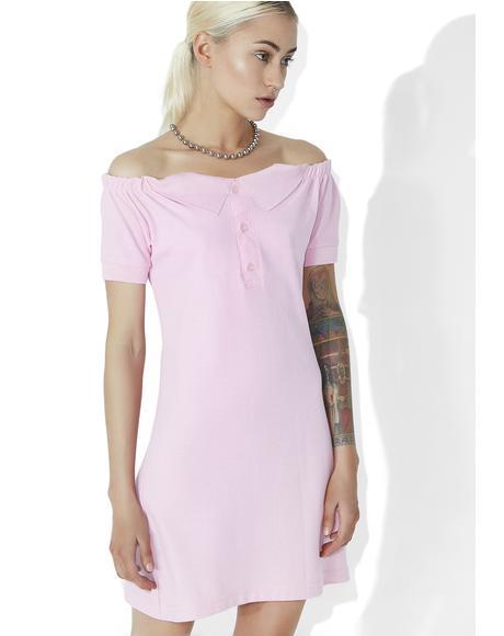 Mulholland Polo Mini Dress