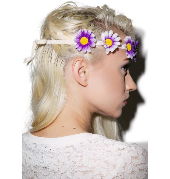 Floral Frenzy Headband