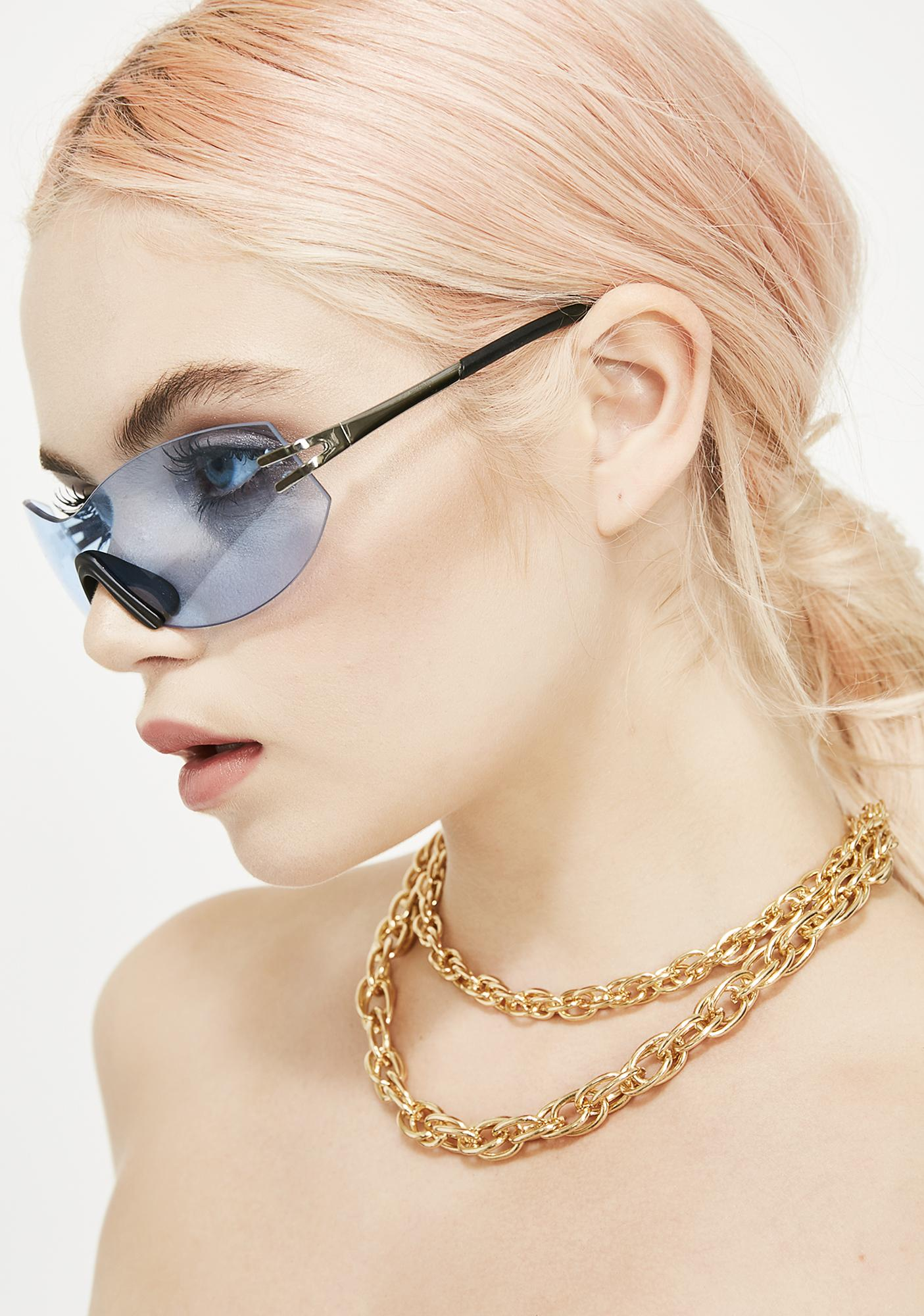 Opulent Two Chains Choker