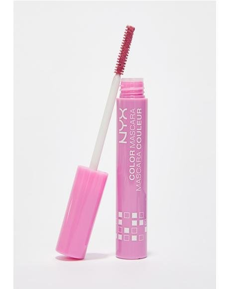 Pink Perfect Color Mascara