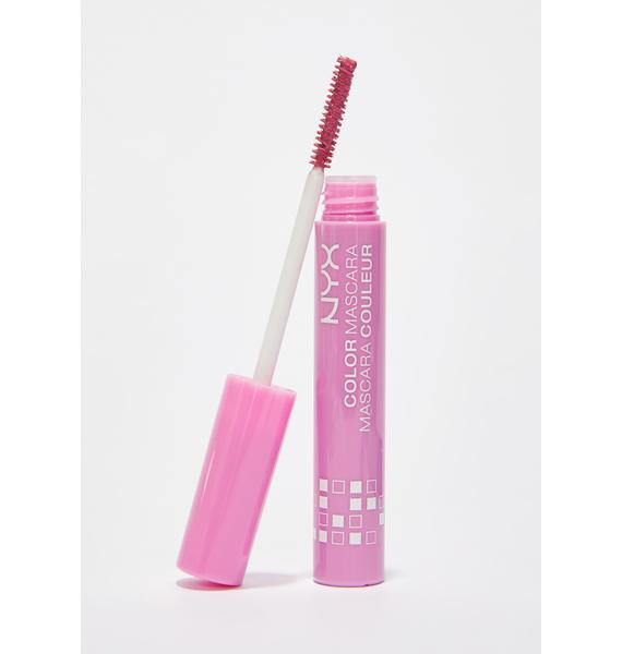 NYX Pink Perfect Color Mascara