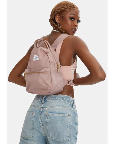 Ash Rose Mini Nova Backpack