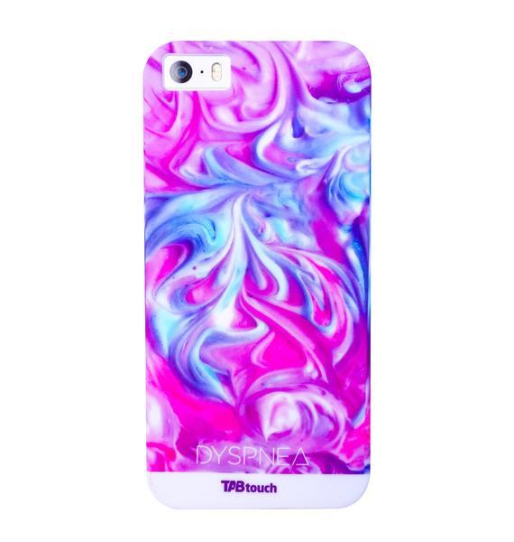 Dyspnea Magic Marble Swirl iPhone 5 Case