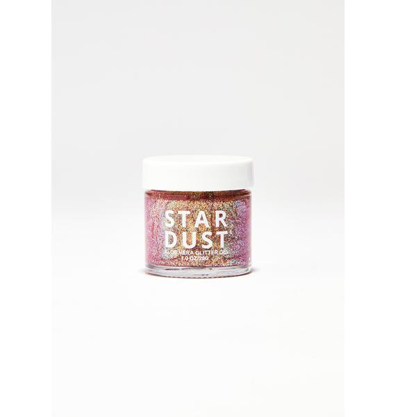 Lavender Stardust Heaven Glitter Gel Pot