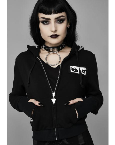 Dead Of Night Hooded Jacket