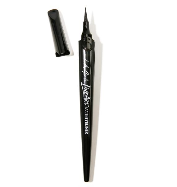 LA Girl Intense Black Matte Line Art Eyeliner
