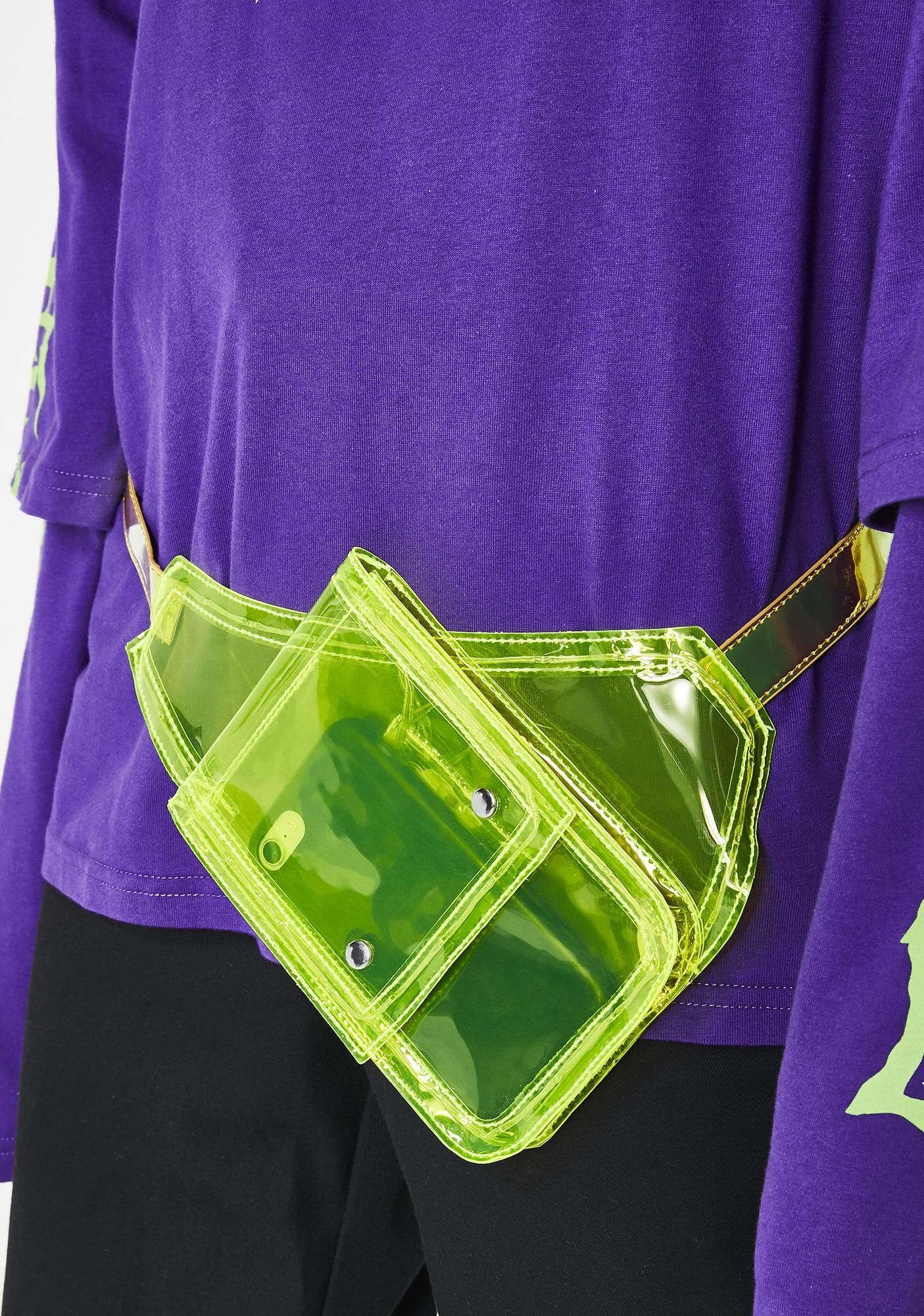 Club Exx Toxxic Chronic LED Bag