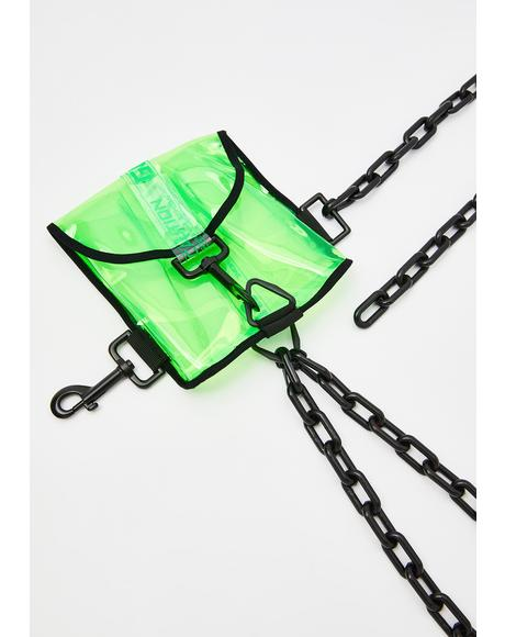 Extra Space Chain Bag