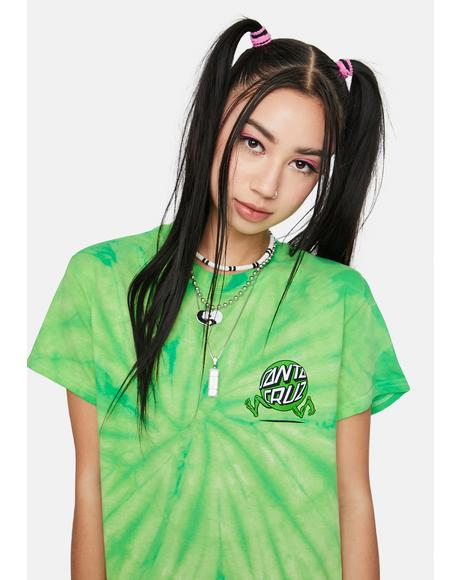 Toxic Wasteland Short Sleeve Graphic Tee