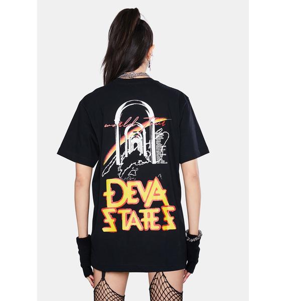 Deva States Tour Graphic Tee