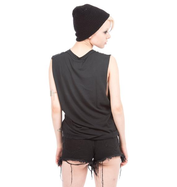 UNIF Chapel Sleeveless Tank Top