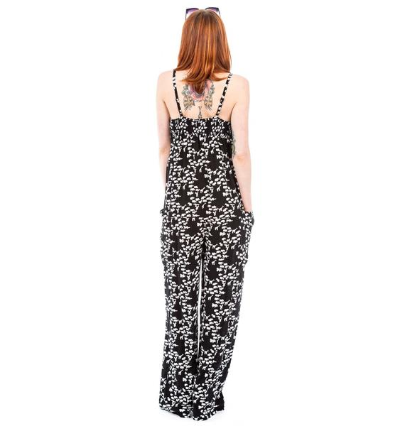 Maxi Jungle Romper