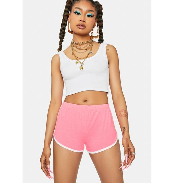 Babe Playtime's Over Dolphin Shorts