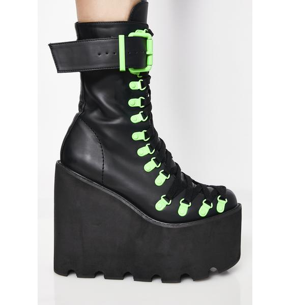 Club Exx Toxic Traitor Boots