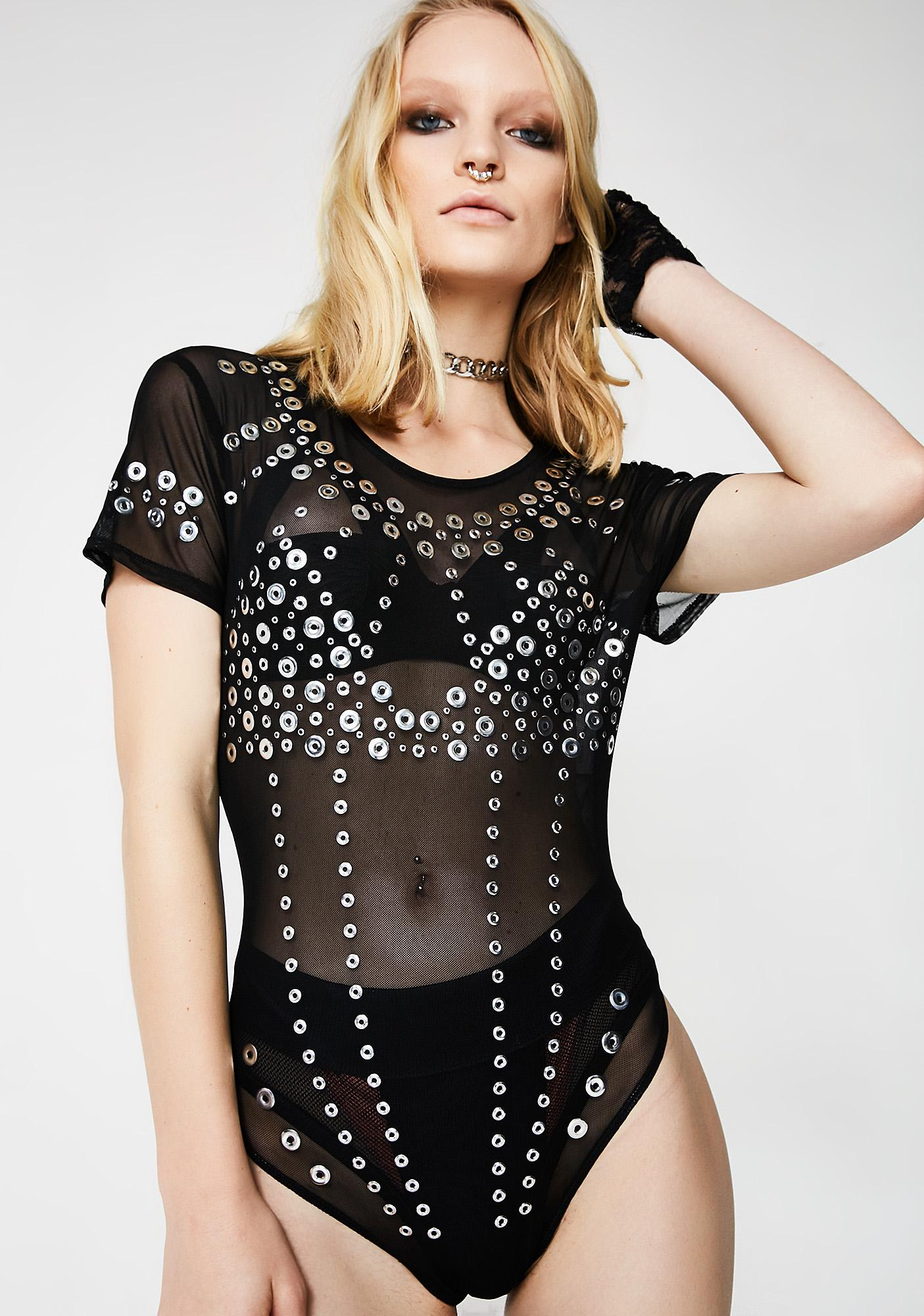 Twiin Allied Mesh Bodysuit
