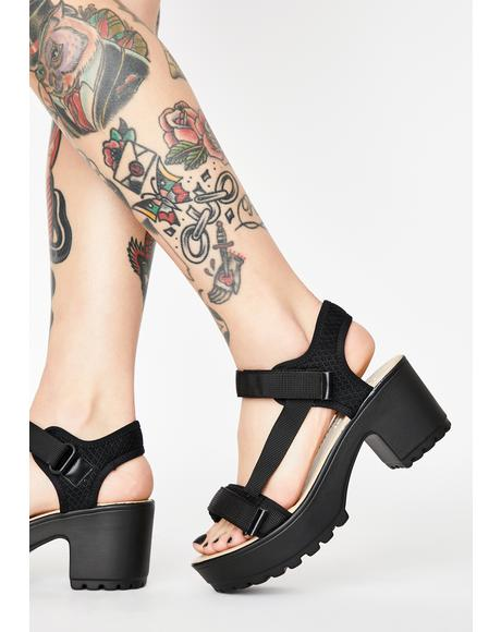 Kame Strap Sandals