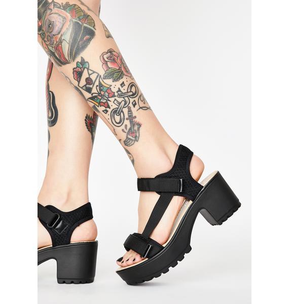 Koi Footwear Kame Strap Sandals