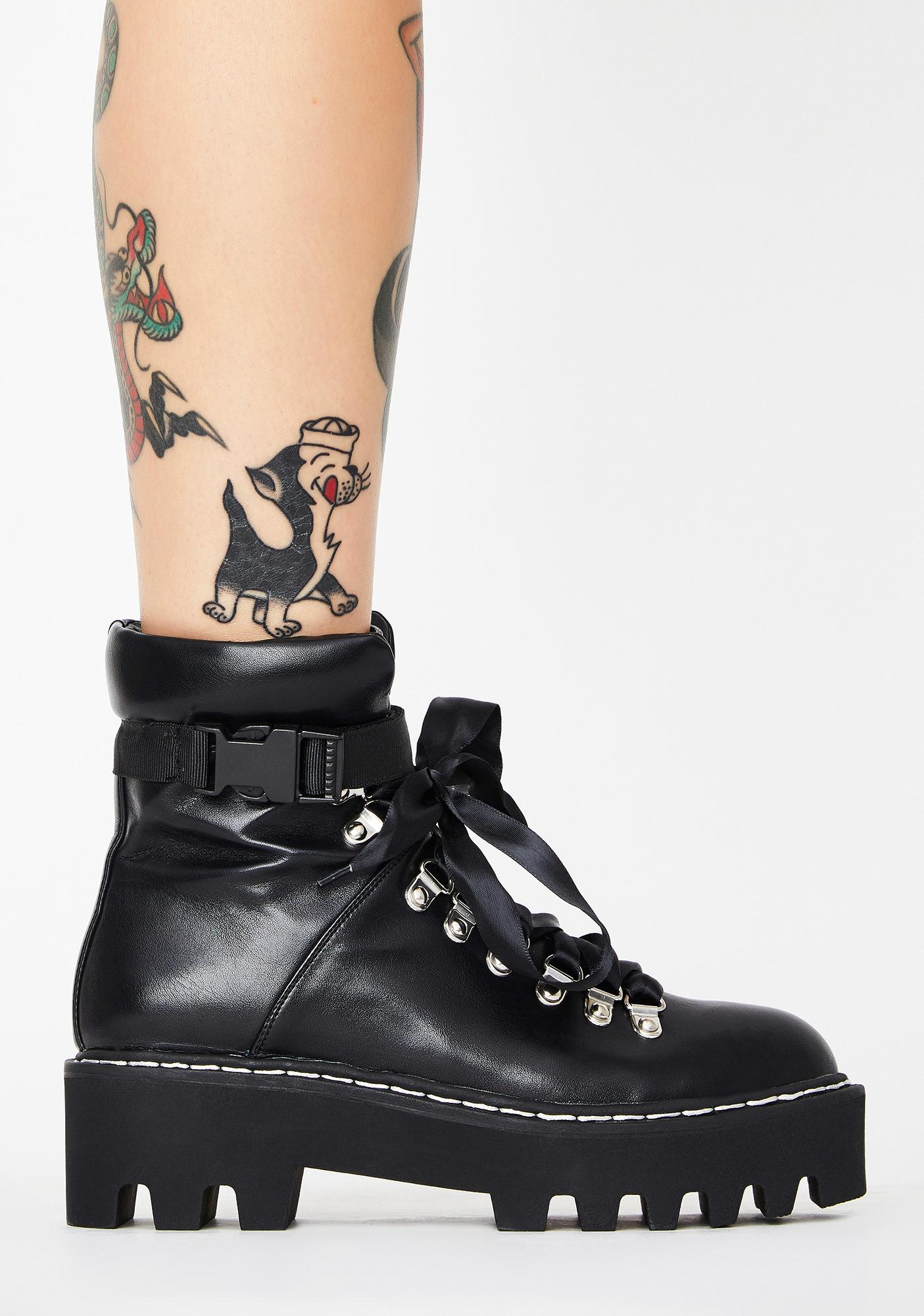 Lamoda Real Talk Ankle Boots