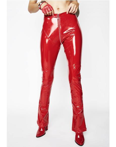 Siren PVC Pants