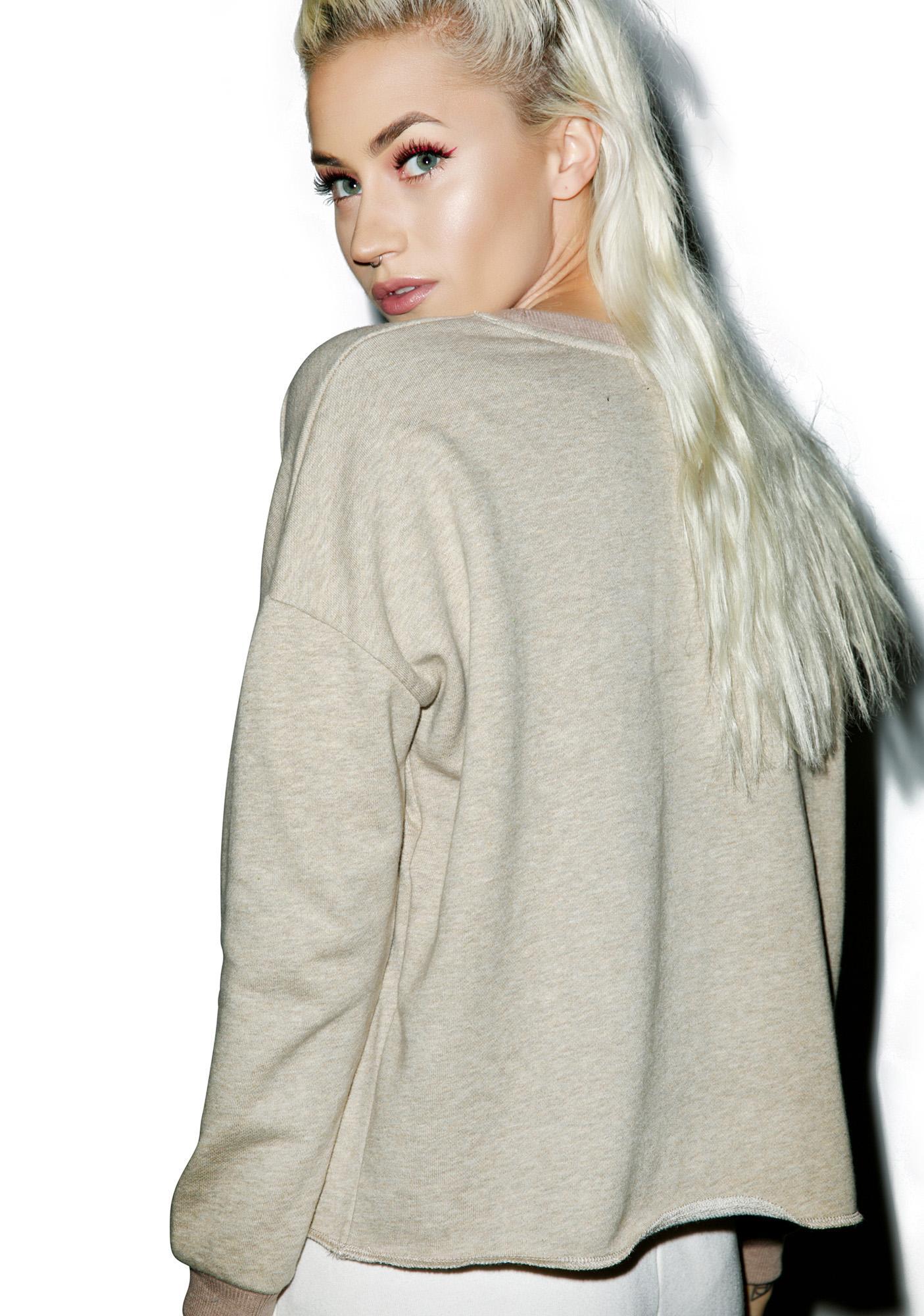 Mink Pink Vodka & Vogue Sweater