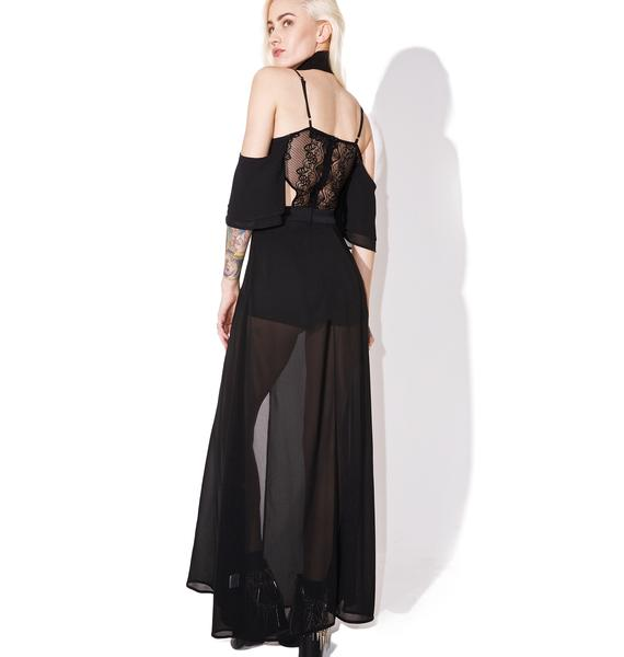 Belle Of The Ball Maxi Dress