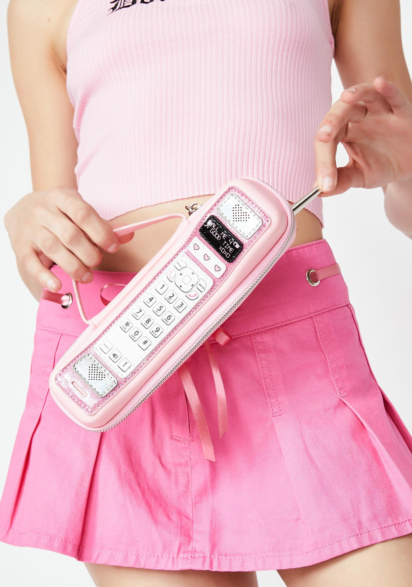Sugar Thrillz Hotline Bling Phone Bag