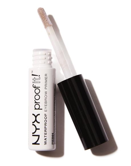 Proof It Waterproof Eyebrow Primer