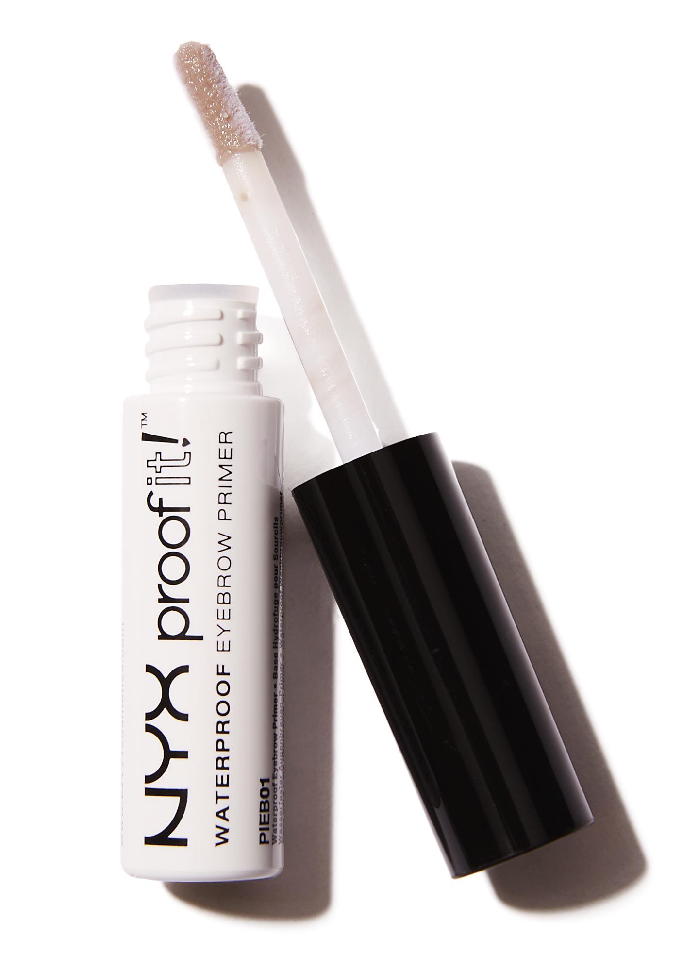 NYX  Proof It Waterproof Eyebrow Primer