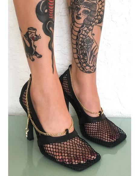 Closest Enemies Mesh Heels