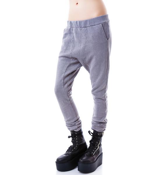 Groceries Apparel Hammer Time Drop Crotch Pants