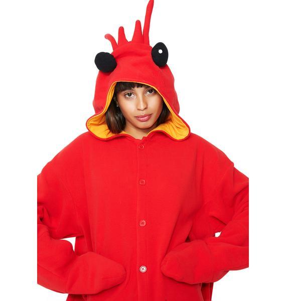 Sazac Lobster Kigurumi