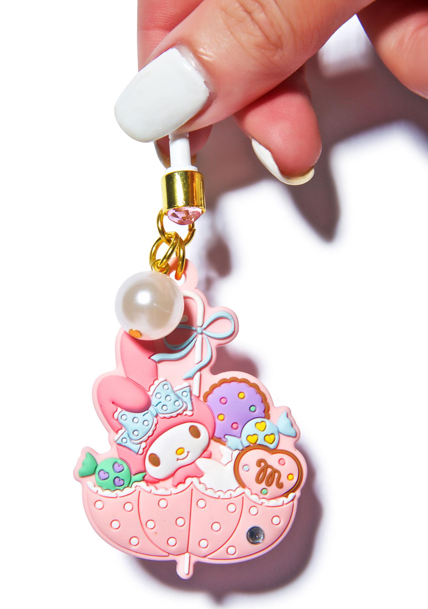 Sanrio My Melody Cookie Phone Charm