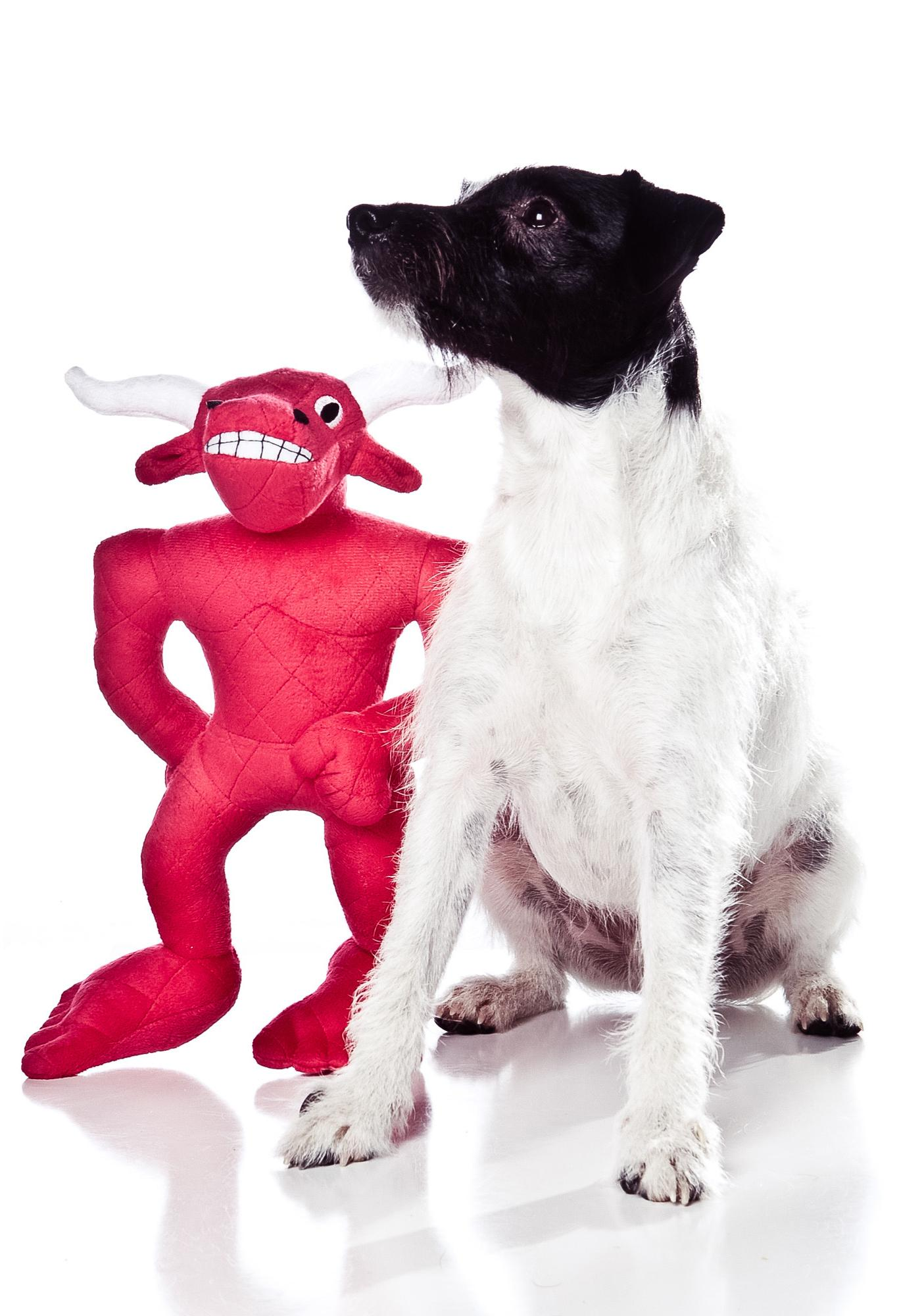 Minny Minotaur Mighty Dog Toy
