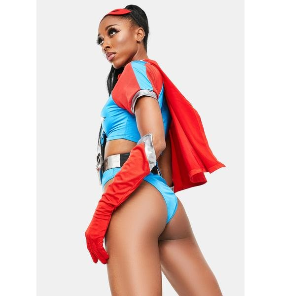 Dolls Kill To The Rescue Superhero Costume