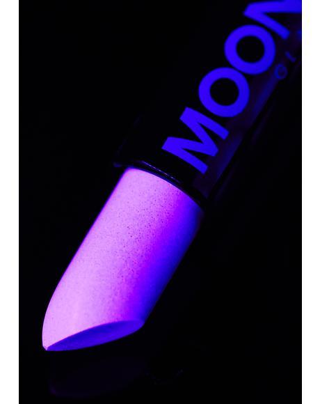 Purple Holographic Glitter Lipstick