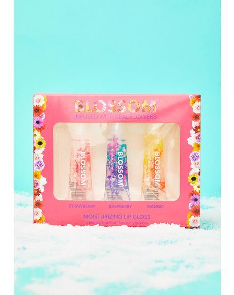 Moisturizing Lip Gloss Gift Set