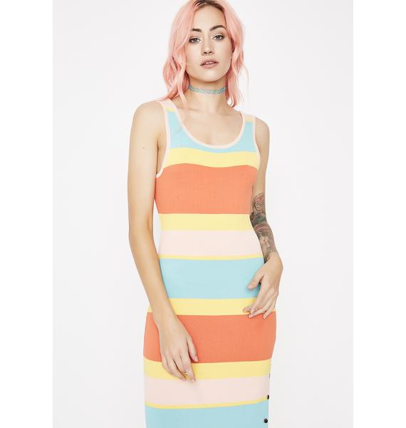 Craving Sugar Striped Dress