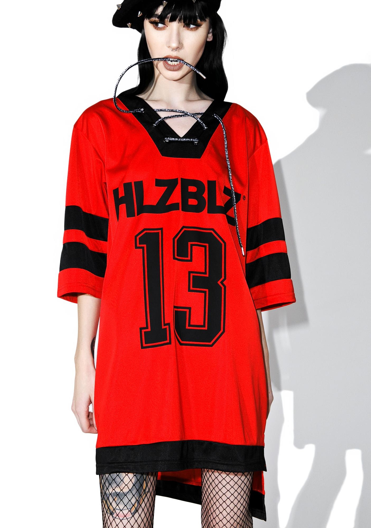 HLZBLZ Alumni Tunic Jersey