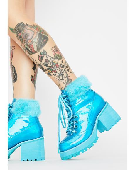 Aqua Snow Blazin' Hiker Boots