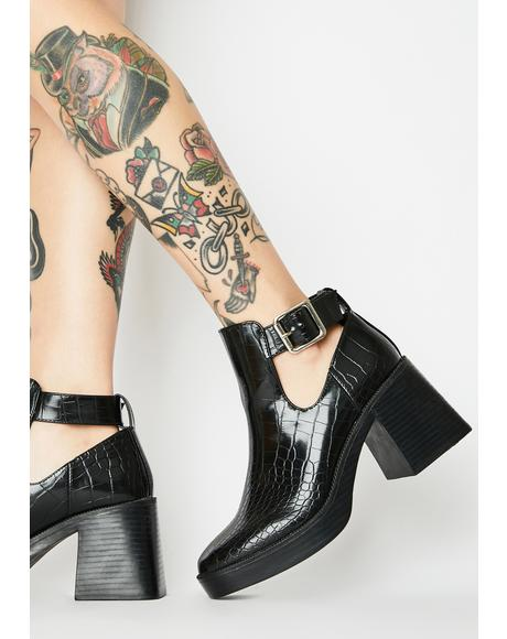 Latoya Ankle Boots