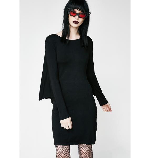 Killstar Dracul Mini Dress