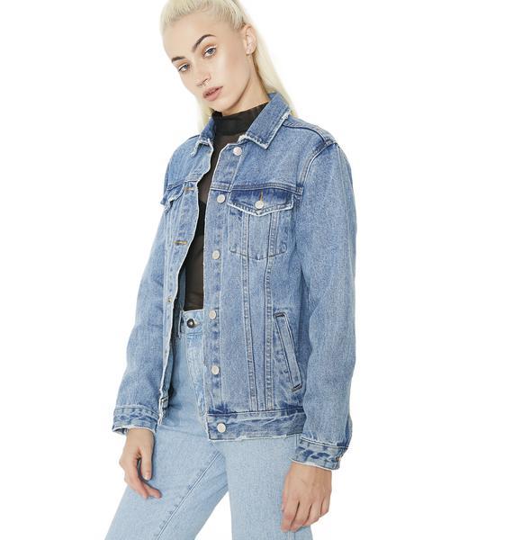 Holy Roller Denim Jacket
