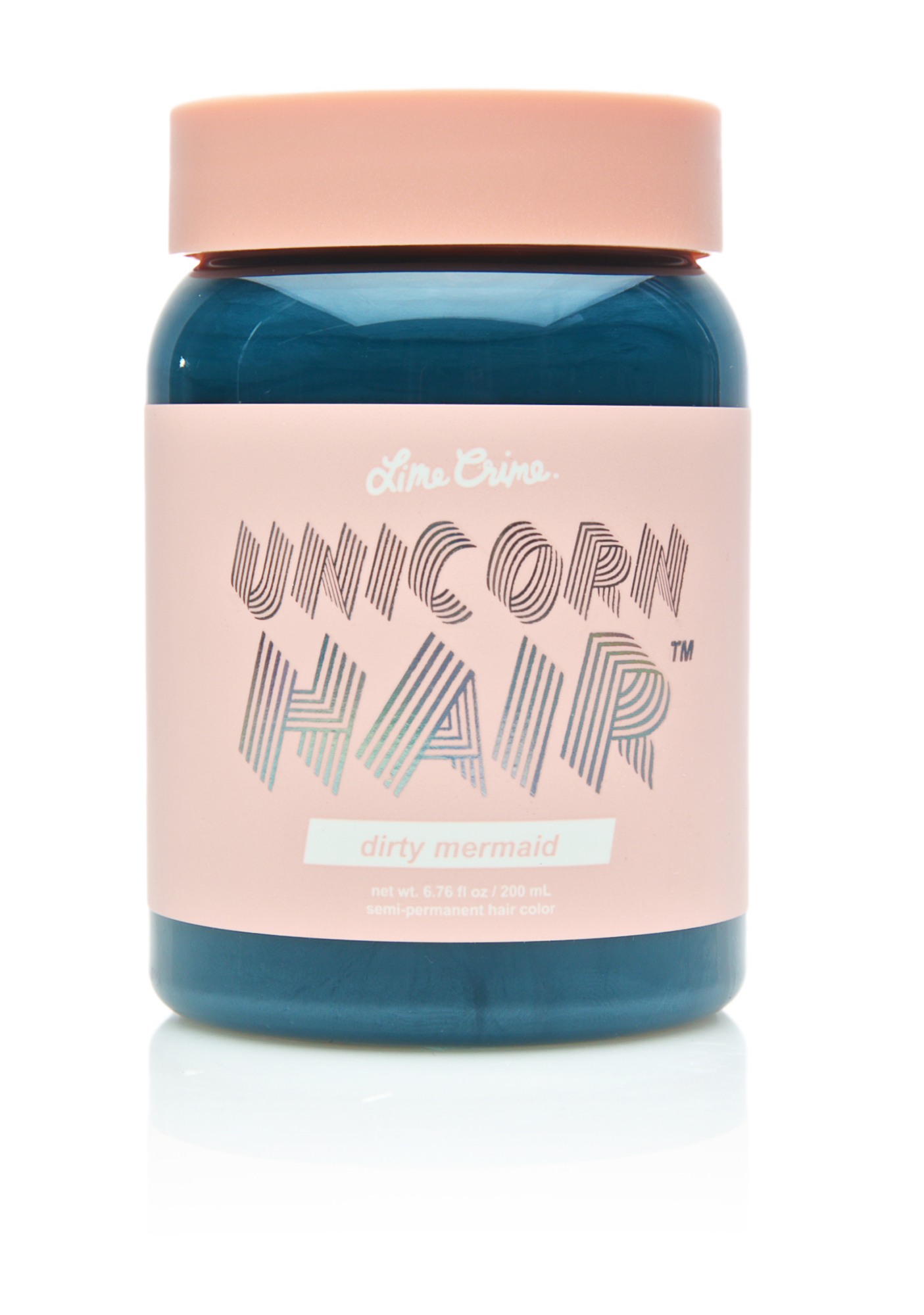 Lime Crime Dirty Mermaid Unicorn Hair Dye