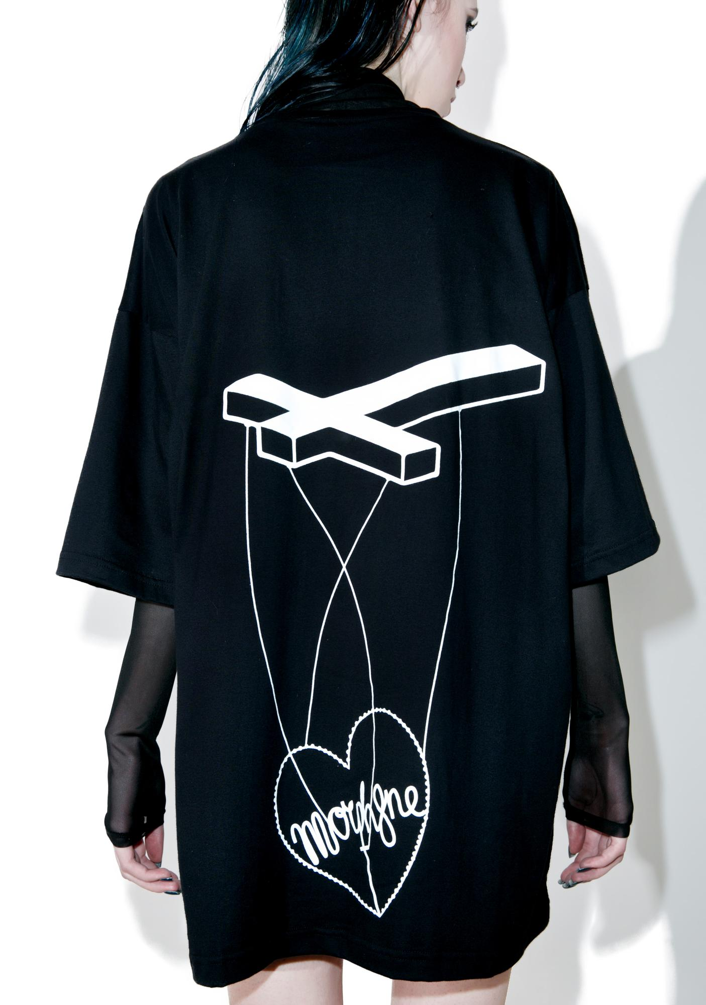 Morph8ne Operating Cross Shirt
