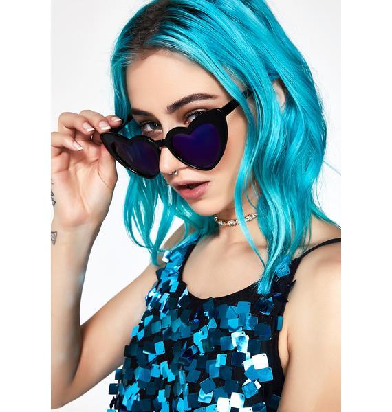 Ink Glamourpuss Sunglasses