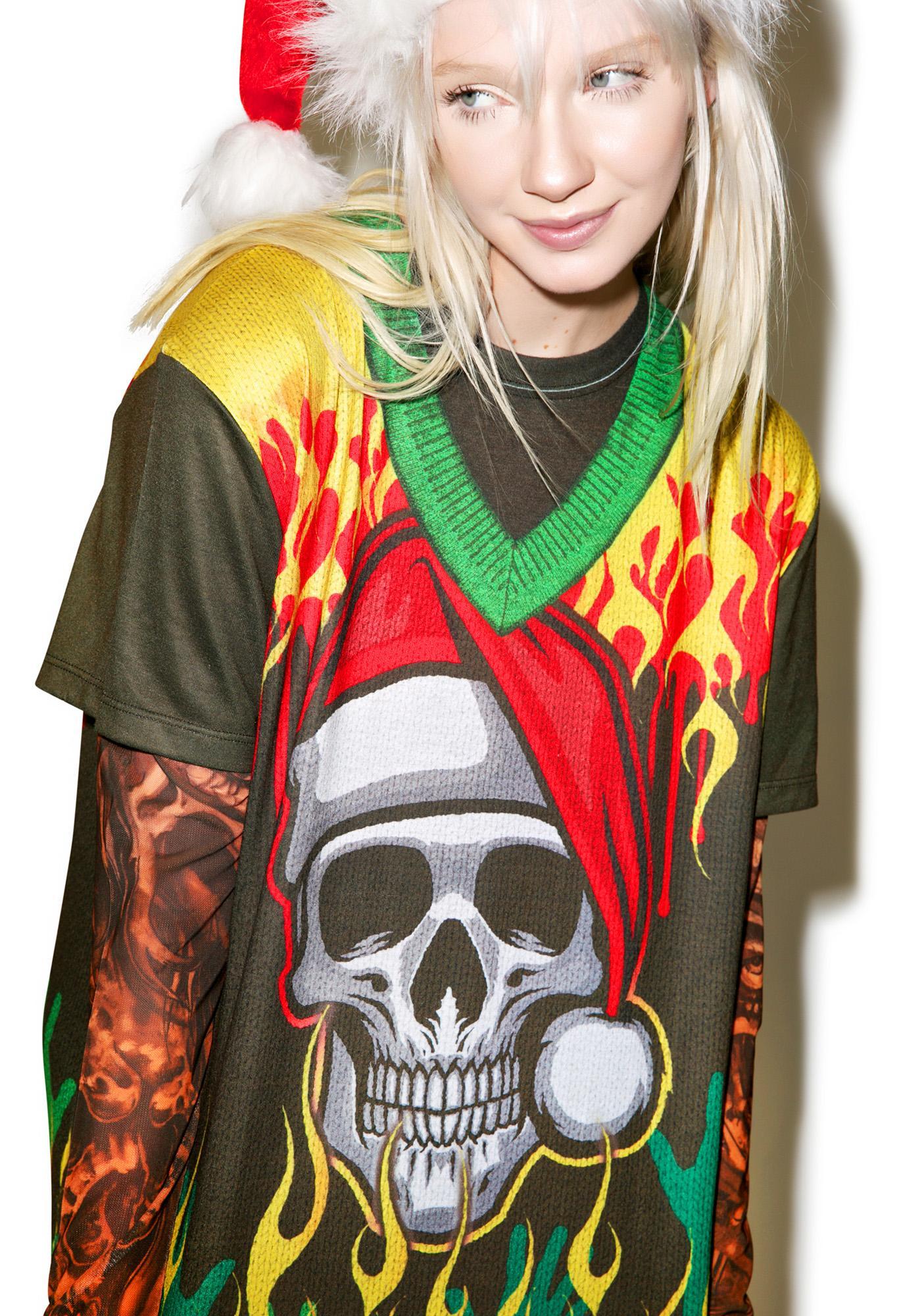 Heavy Metal Sweater Tee