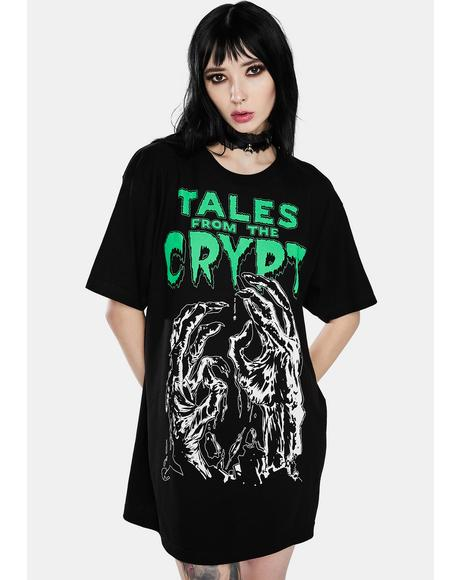 Tales From The Crypt Graphic Tee