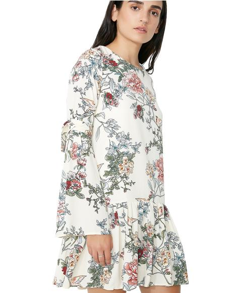 Daisy Darling Floral Dress